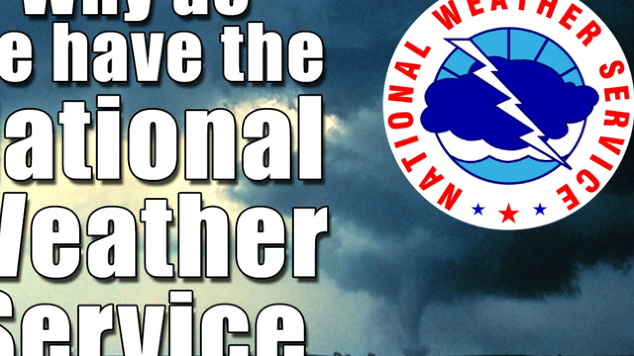 Why the US government is in the weather business