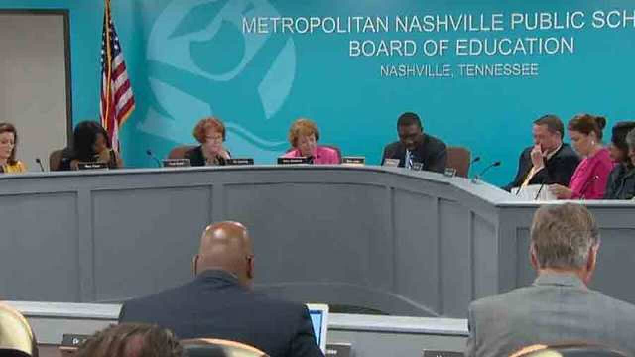 School Board Chair: New MNPS Director Has 'Full Rein' On Spending