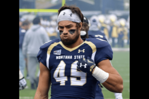 Hearing impairment not silencing Mac Bignell's rise to Montana State stardom