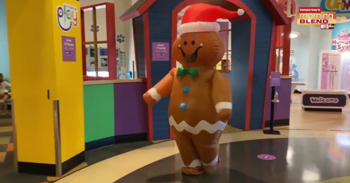 The Holidays at the Glazer Children's Museum