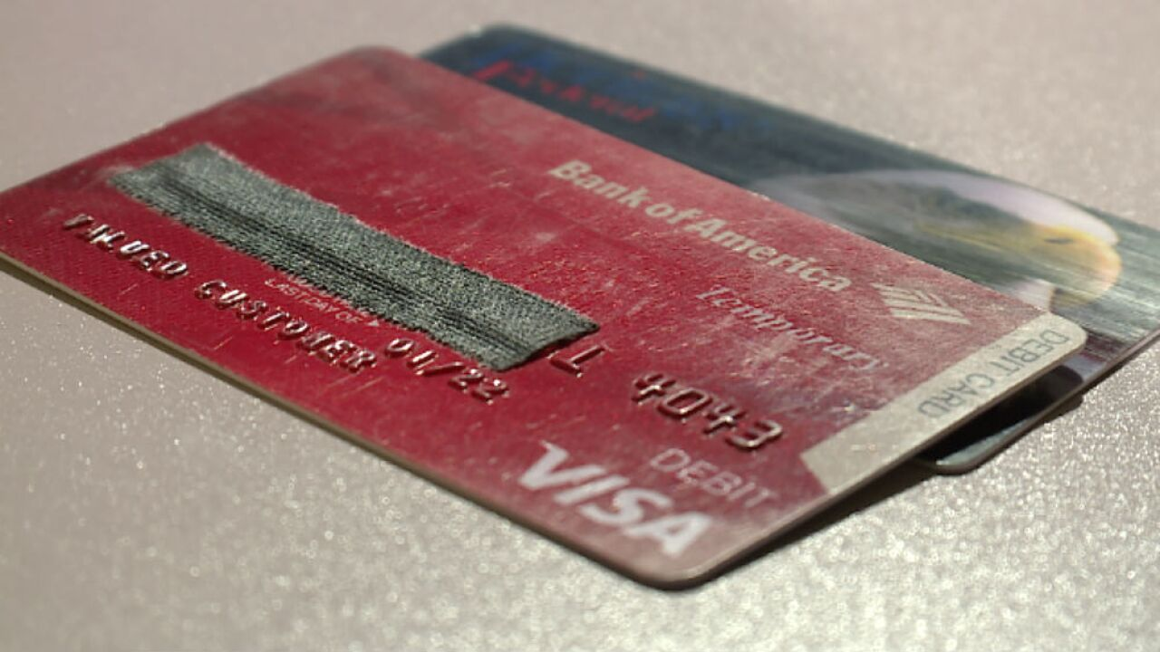 Thieves can use your credit card to make purchases — even when you never lost it