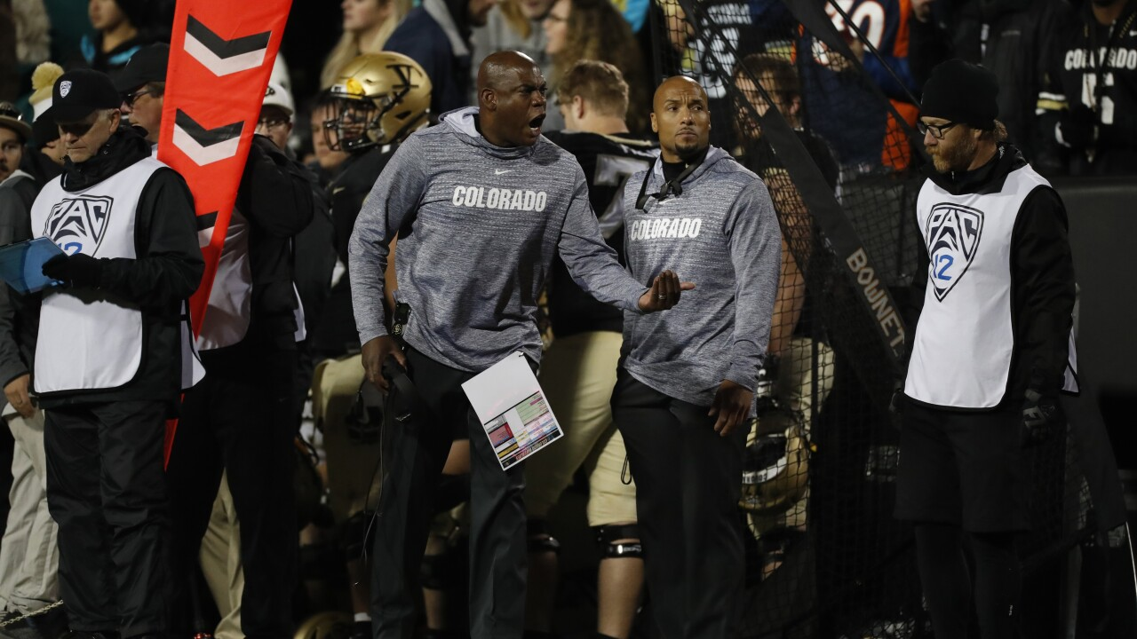 Michigan State will reportedly hire Colorado's Mel Tucker as next football coach