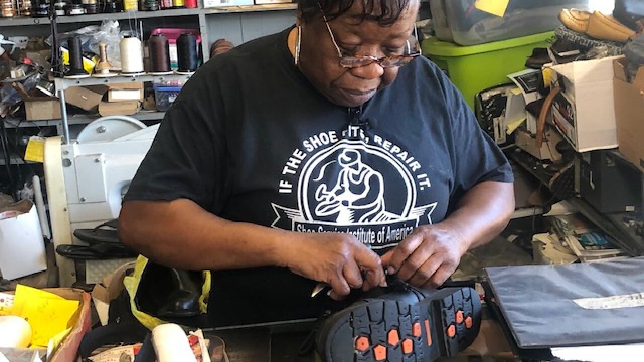 Porter's Shoe Repair