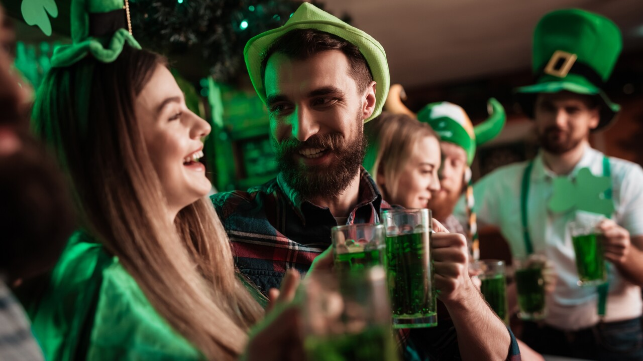 Hampton Roads St. Patrick's Day weekend celebrations beginearly