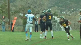 Falcon, Manitou Springs advance to semifinals of spring football playoffs