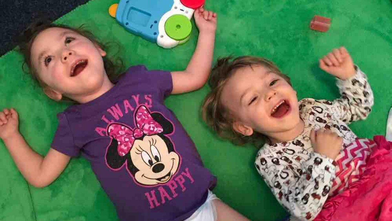 Only 16 kids in the U.S. have this disease. One family is fighting for a cure for their two children