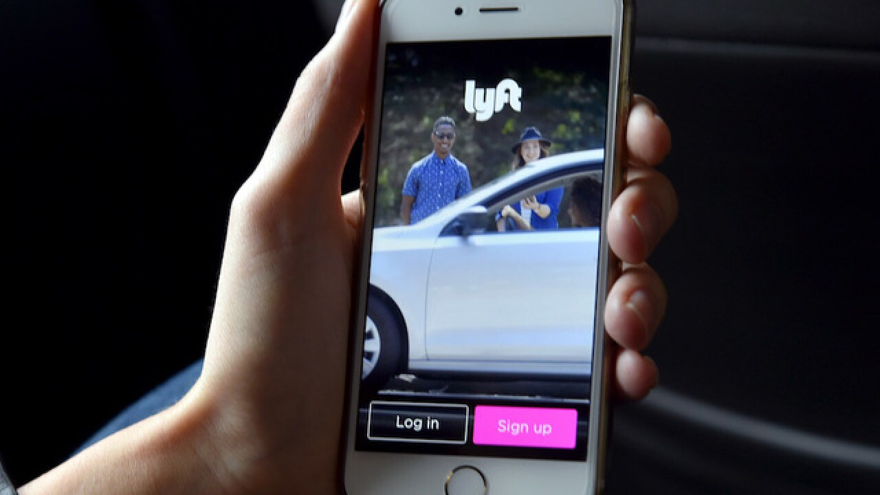 County approves Lyft at Meadows Field Airport