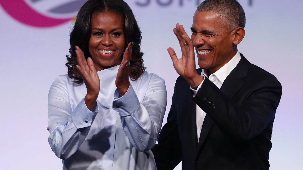 Here are the projects the Obamas are working on for Netflix