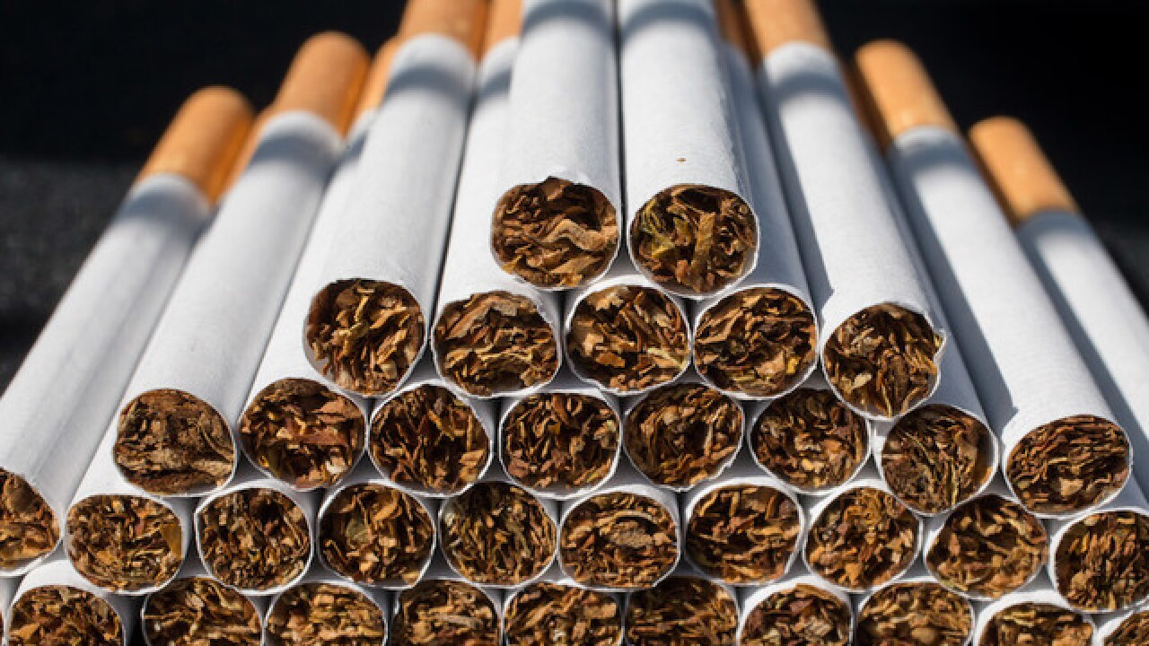 Cigarette sales have declined, Federal Trade Commission report says