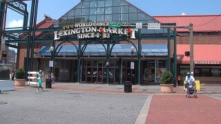 Lexington Market closed due to heat
