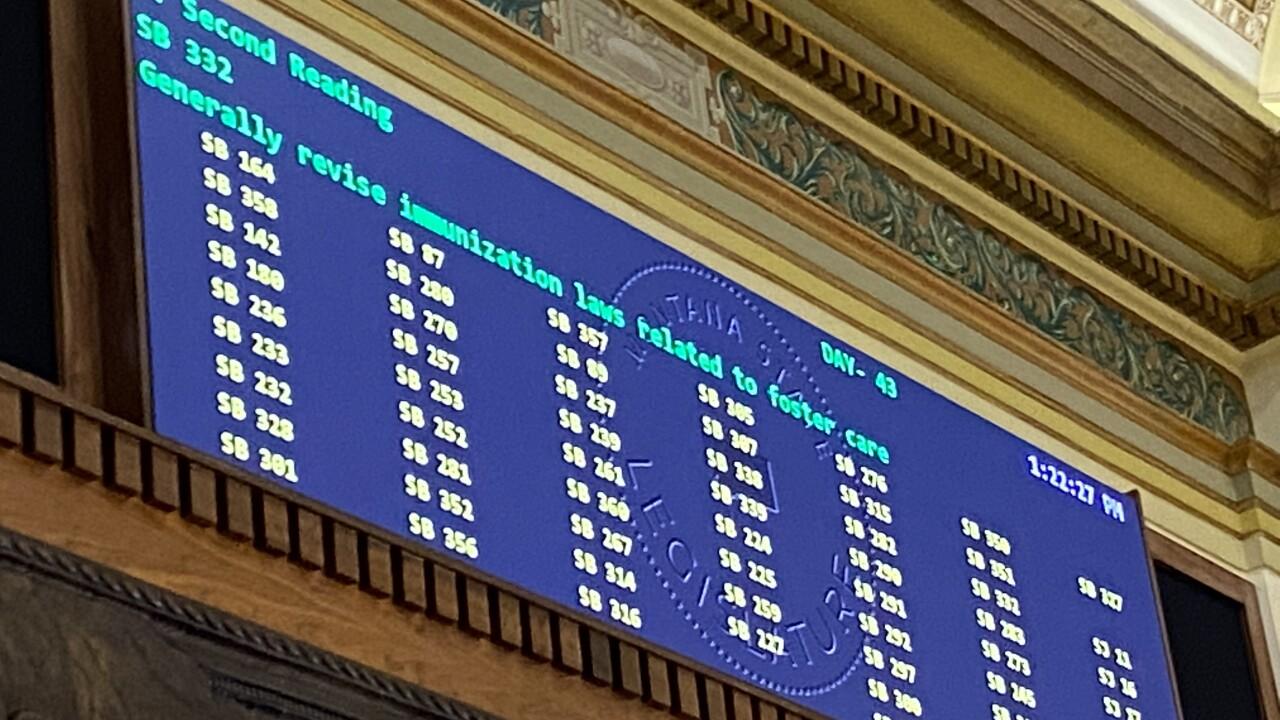 Montana Senate Board