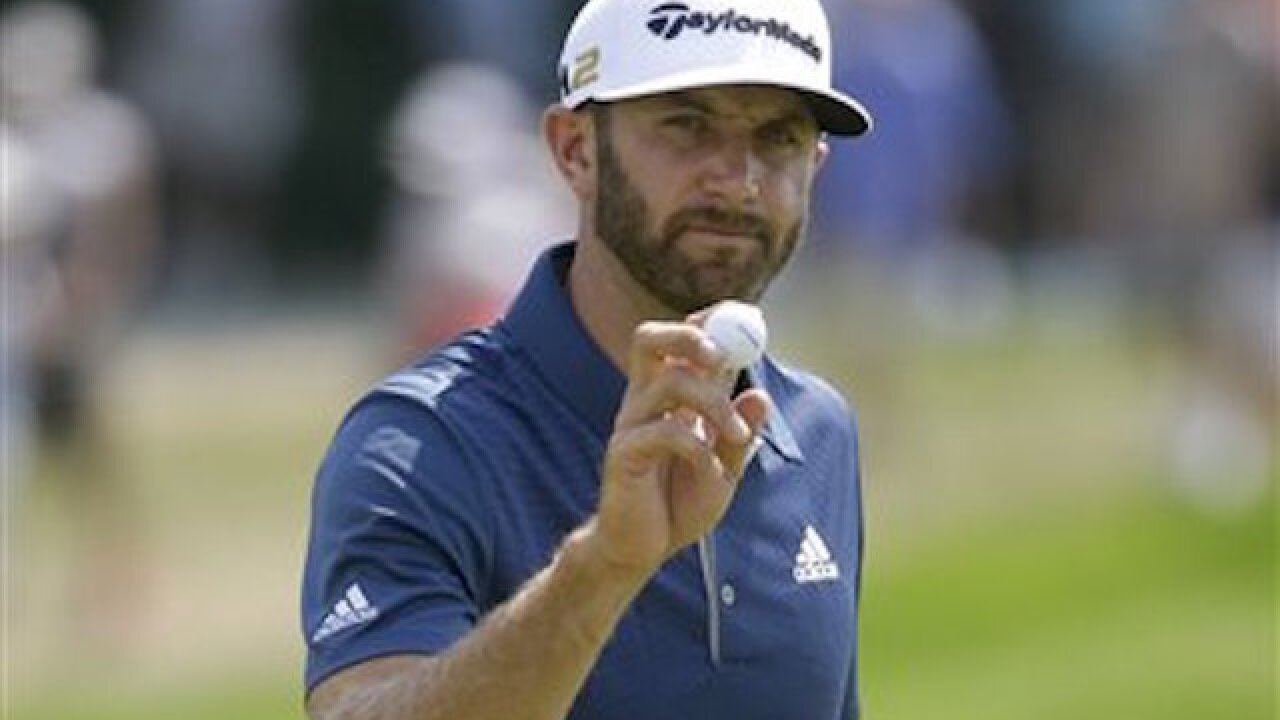Dustin Johnson wins US Open for first major title