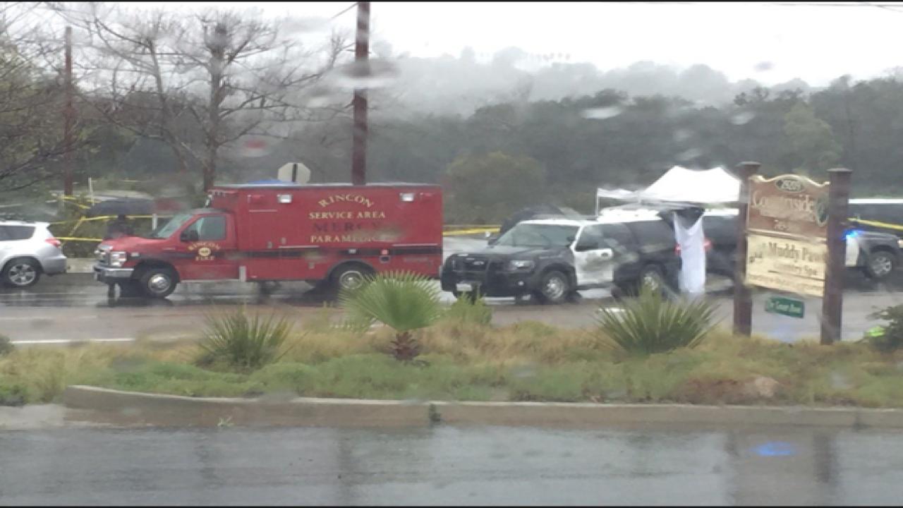 Suspicious death probe underway in Valley Center