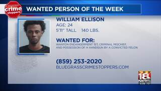Crime Stoppers Most Wanted Person Of The Week: April 24, 2019