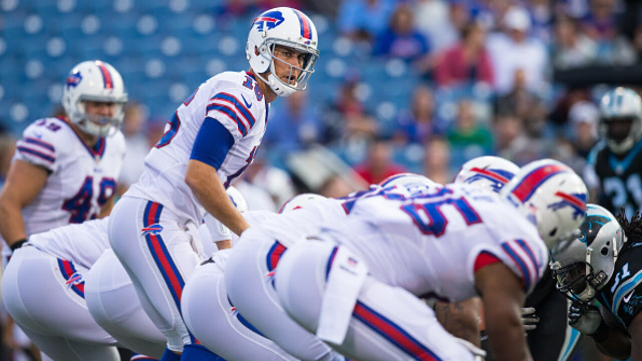 Bills trade Cassel to Cowboys