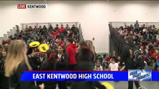 FOX17 Food Fight Friday- East Kentwood High School