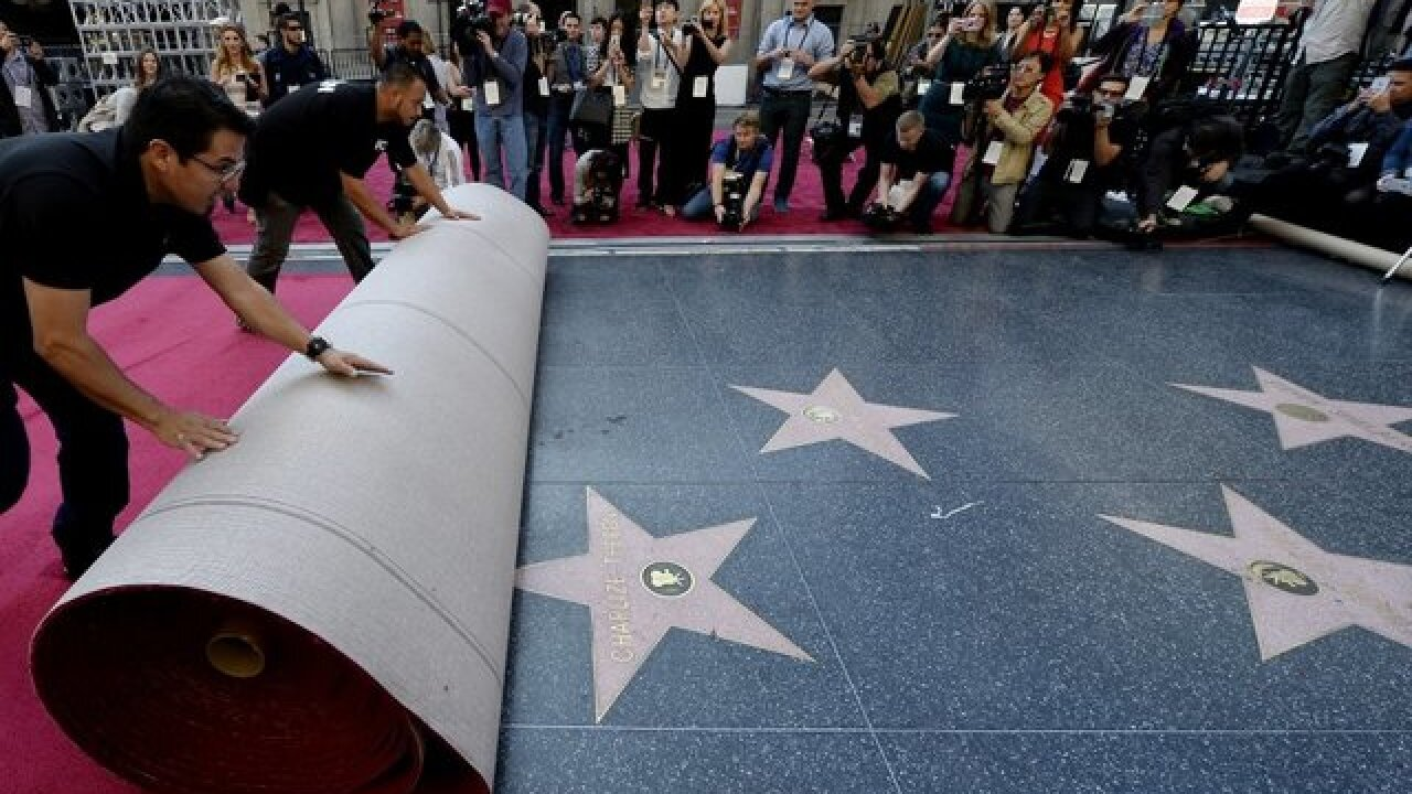 Newest group of celebrities to get star on Hollywood Walk of Fame