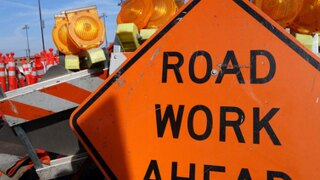U.S. Highway 93 lane restrictions in Henderson