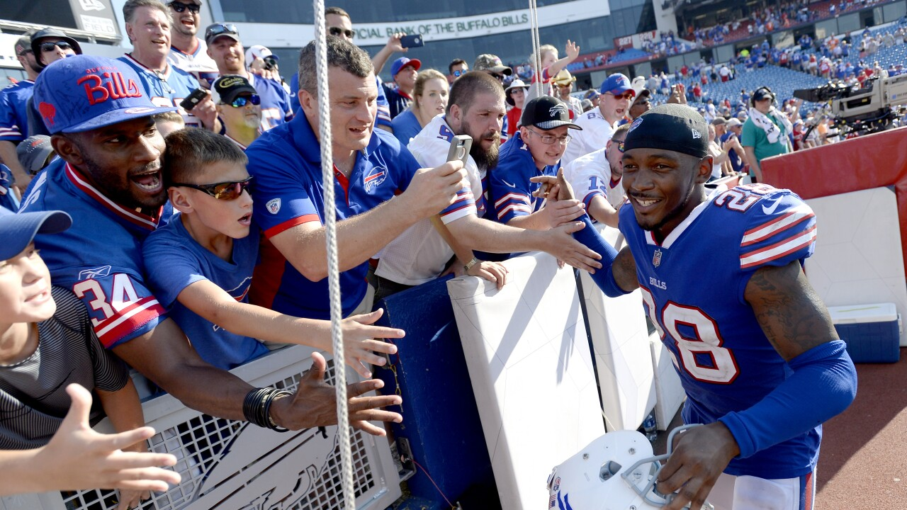 Report: Bills bring back CB E.J. Gaines
