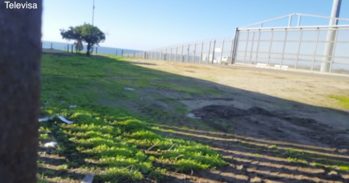 Border Patrol Chief apologizes after destruction of garden