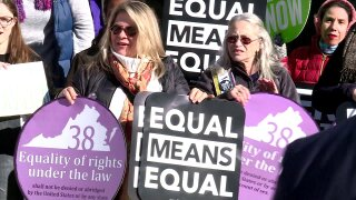 Justice Department says deadline to ratify Equal Rights Amendment has expired