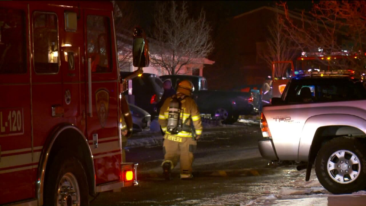 Unified Fire officials investigating fatal fire at Draper home