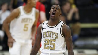 Buffs' McKinley Wright to test NBA Draft process