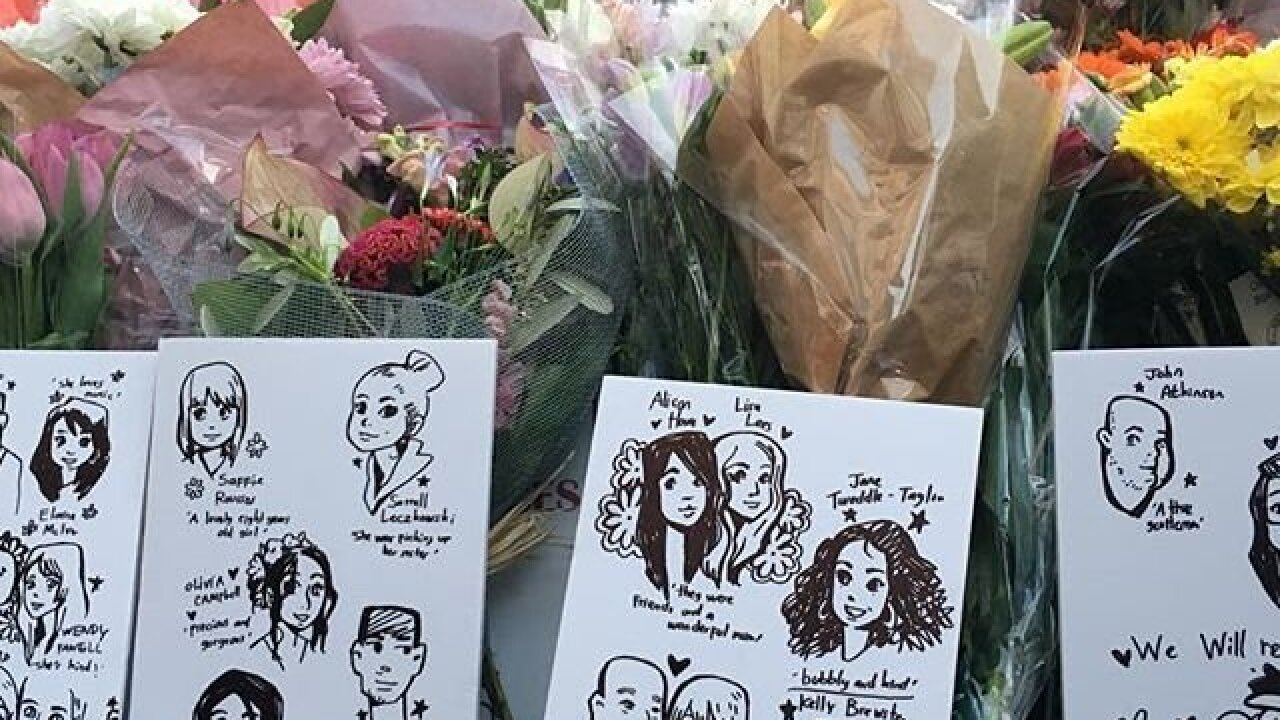 Manchester terror victims' families to receive $324,000 each