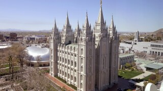The Church of Jesus Christ of Latter-day Saints' Salt Lake City Temple