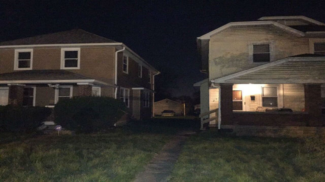 PHOTOS: Investigation of Shelby St. shooting