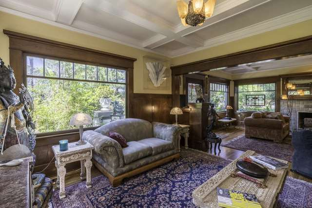 Old-world charm in Mission Hills home for sale