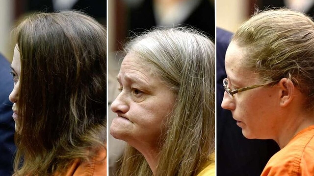 Trial dates set for women charged in boy's death
