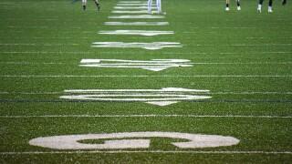 football field image