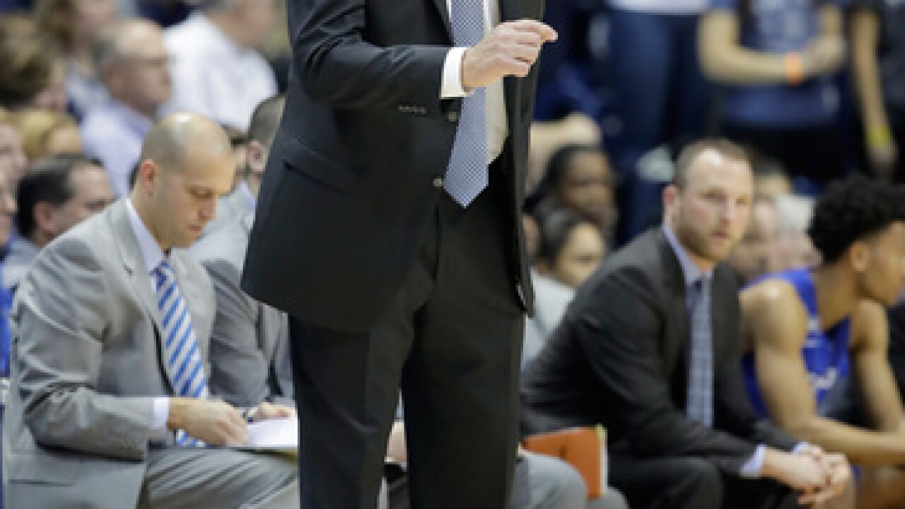 Creighton men's basketball lands commit of former Omaha Burke standout Shereef Mitchell