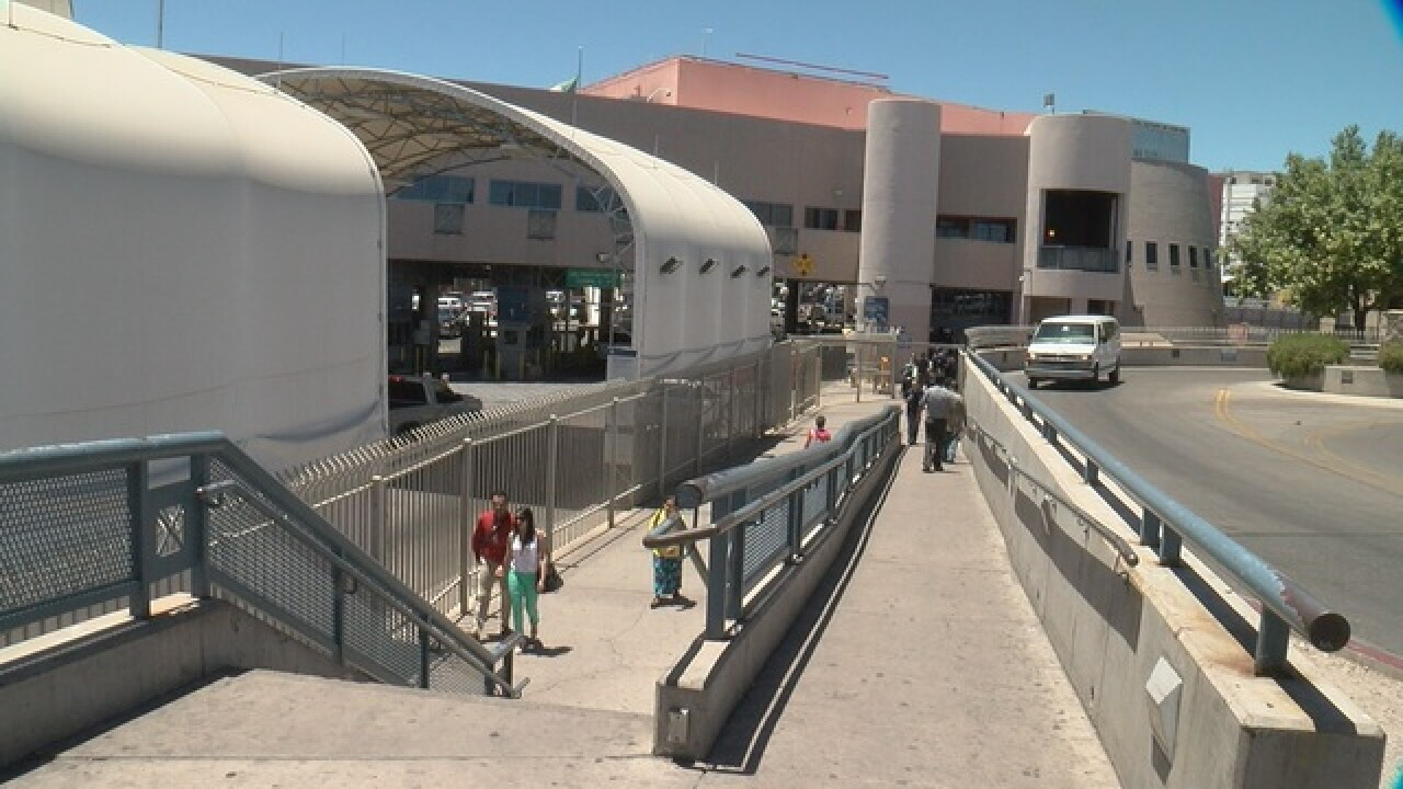 Woman sues CBP over body cavity search