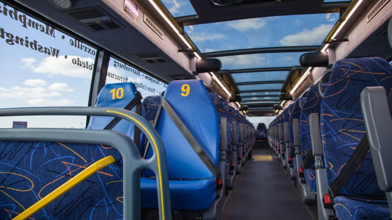 Despite Megabus complaints, travelers love it