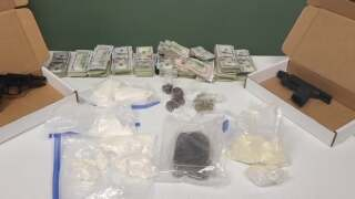 Narcotics bust in Cape Coral