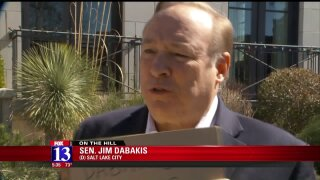 Dabakis petitions DUI change, asks Gov. Herbert to veto bill