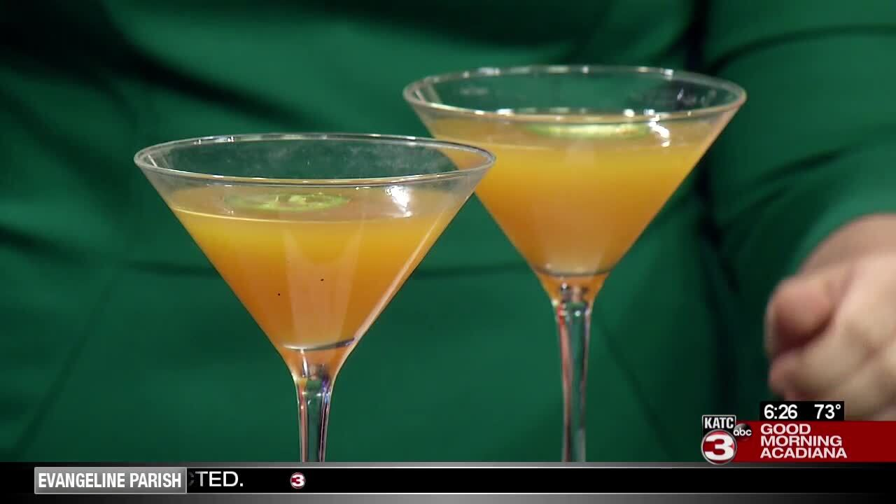 Bonefish Grill martini - GMA