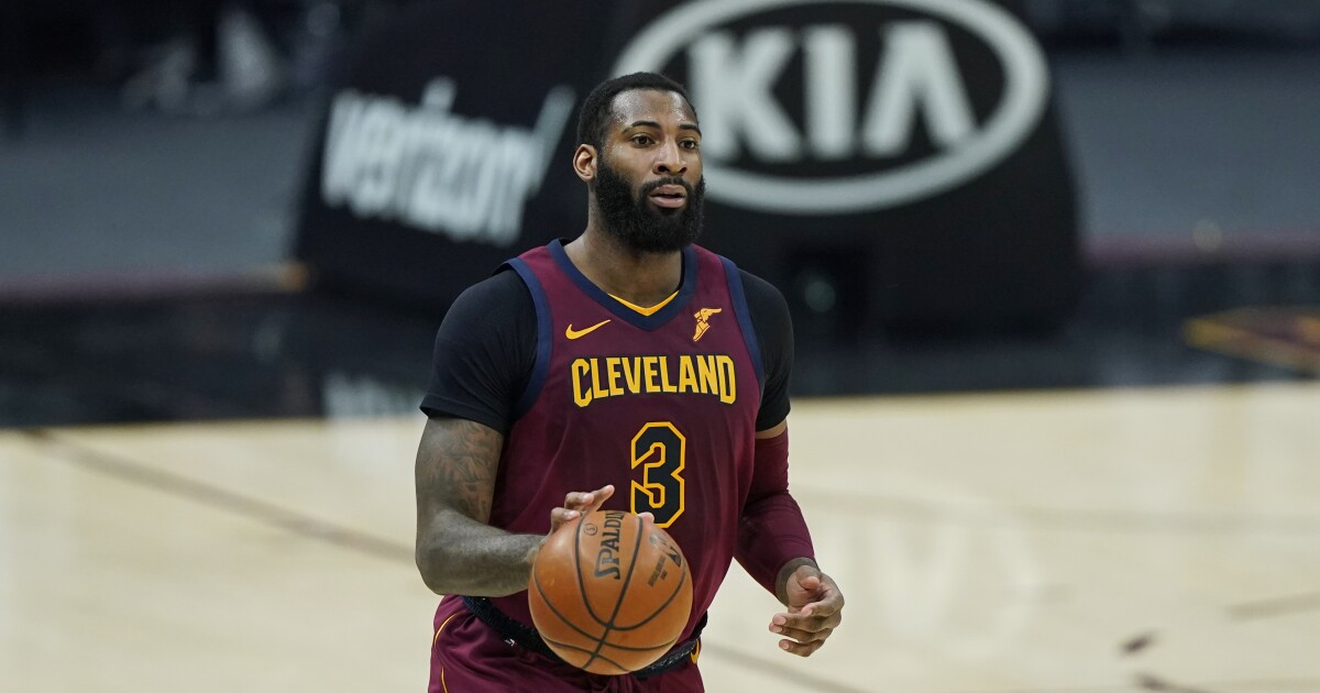 After buyout agreement with Cavs, Andre Drummond signs with Lakers - News 5 Cleveland
