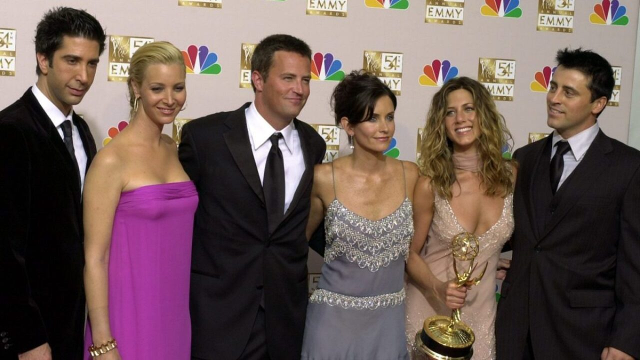 Get paid $1,000 to watch 5 seasons of 'Friends'