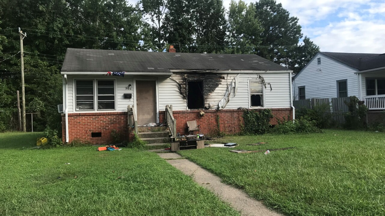 Family of six displaced, home condemned after Newport Newsfire