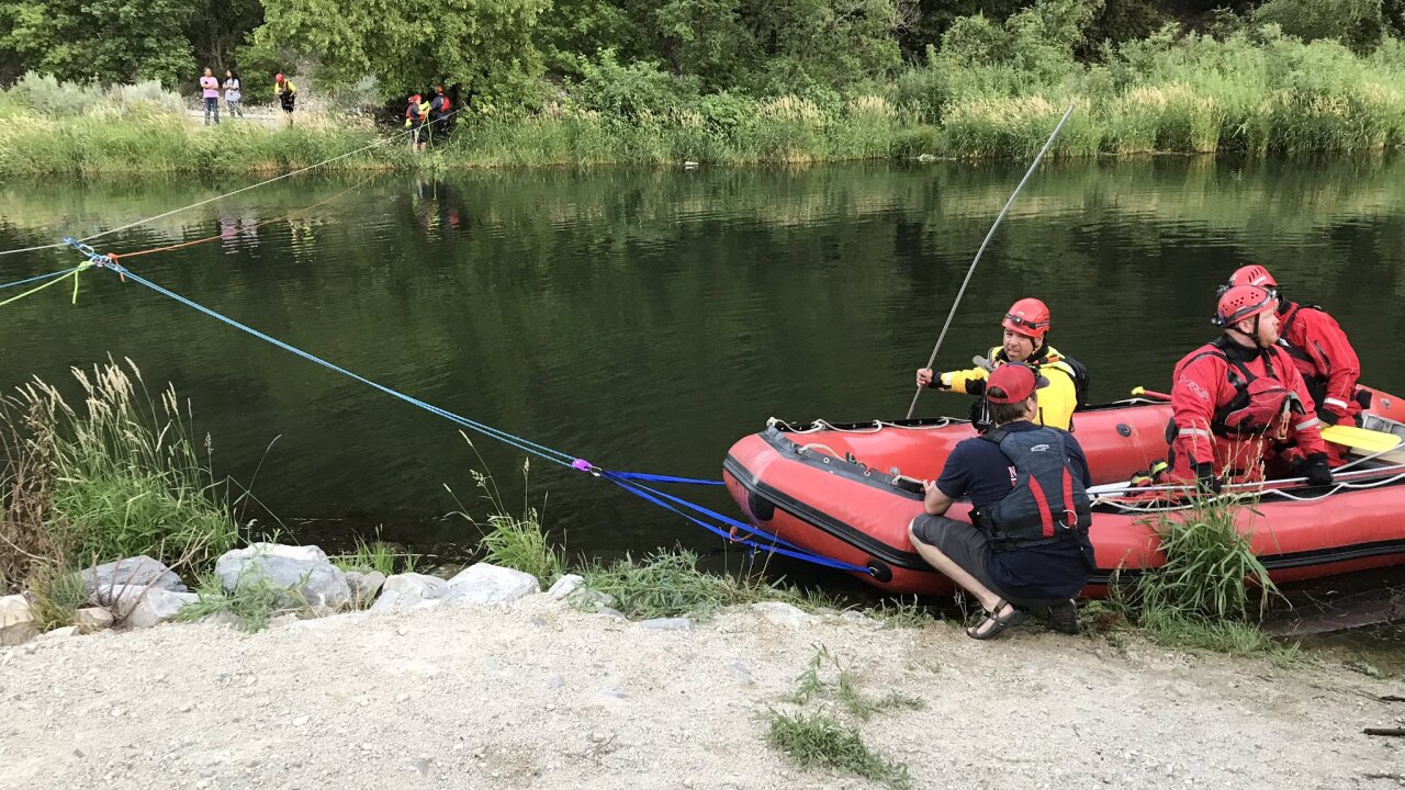 West Valley City man drowns in Provo River