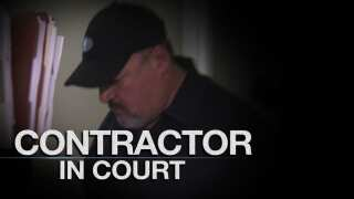 15th victim comes forward allegingcontractor ripped him off; Criminal case moves forward