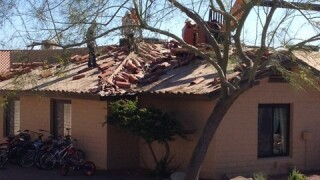 St. Jude's Ranch cottages get new roofs
