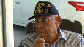 """Local World War II Veteran inducted into """"Order of the Living Legends"""""""