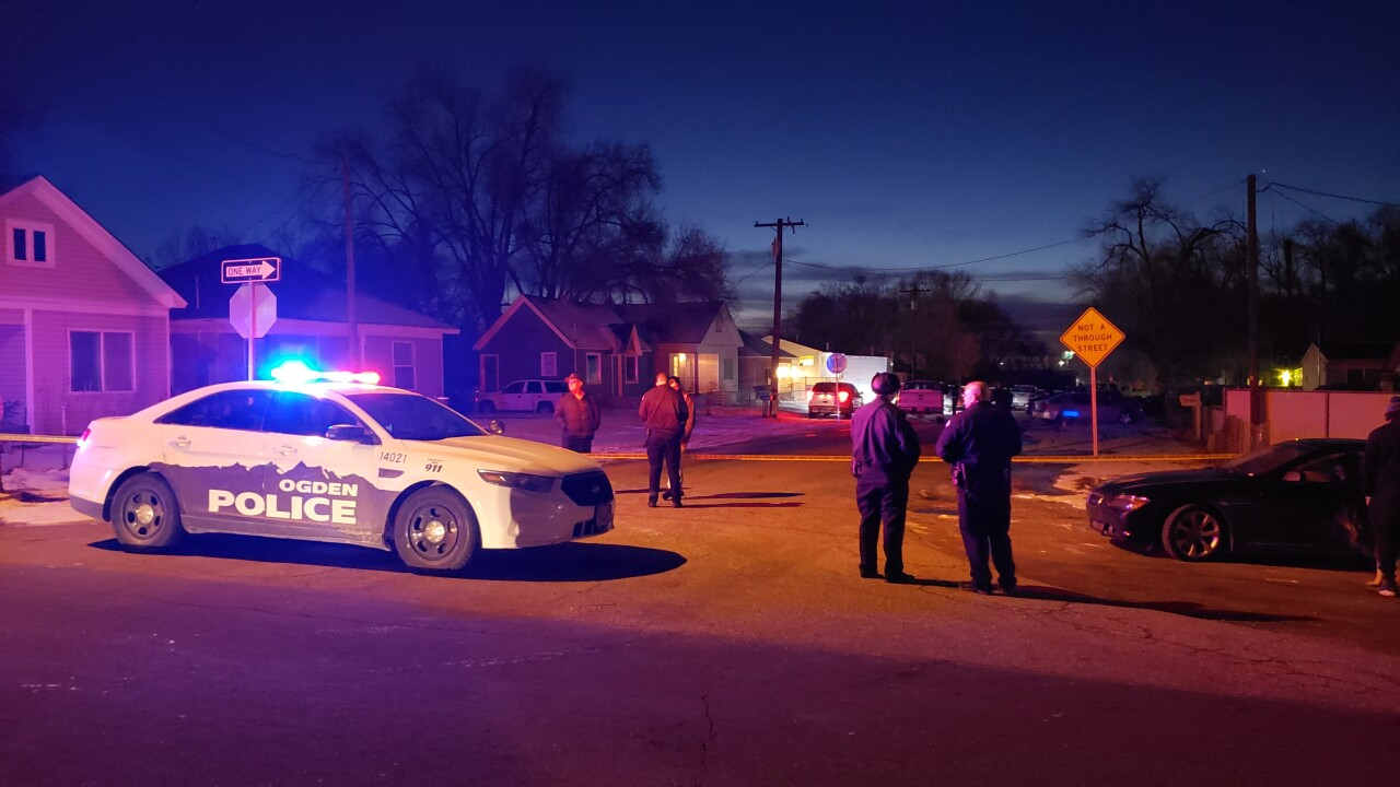 One dead, one in critical condition following shooting inOgden