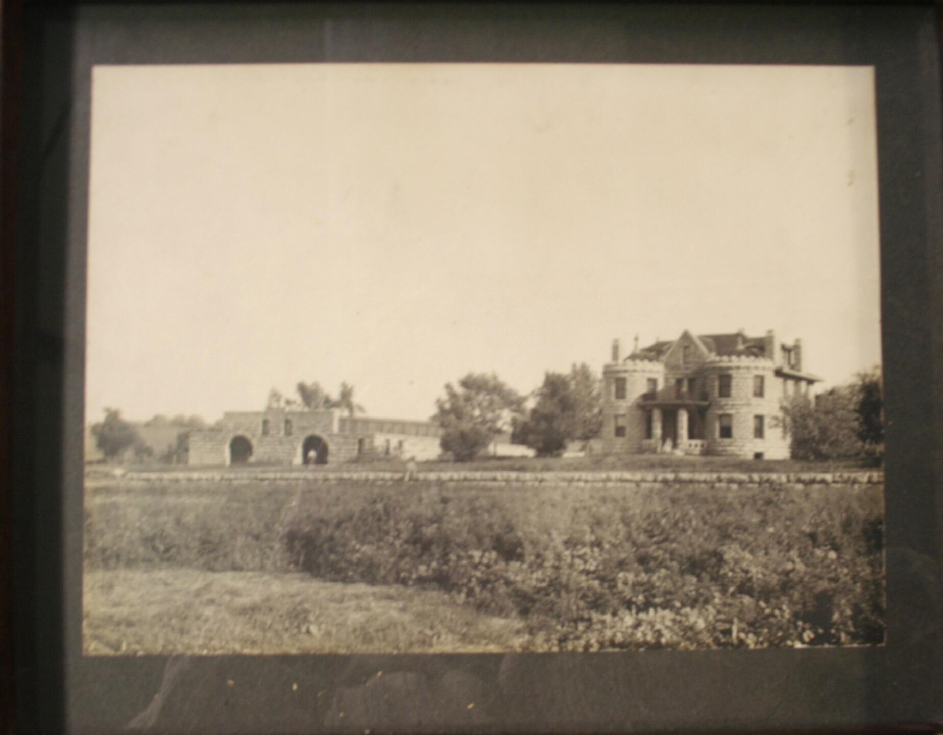 Castle Caenen Historic with Barn.jpg