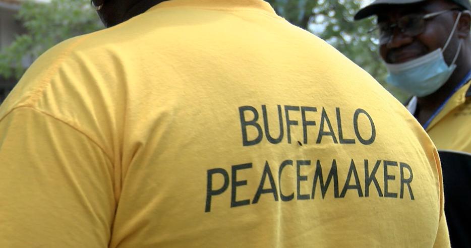 Buffalo Peacemakers meet in Buffalo