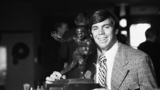 Auburn football legend and Heisman Trophy winner Pat Sullivan has died